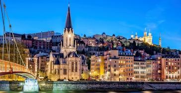 Início em Lyon