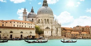 Início em Veneza