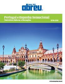 Portugal e Espanha Sensacional 2018 / 2019