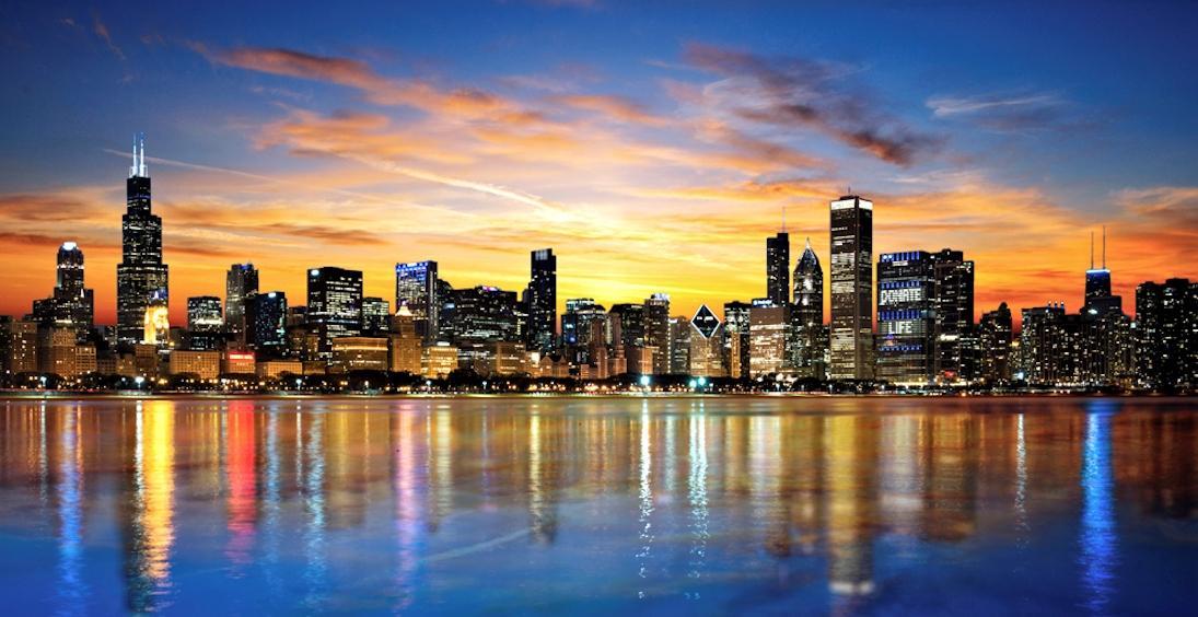 Chicago e Miami