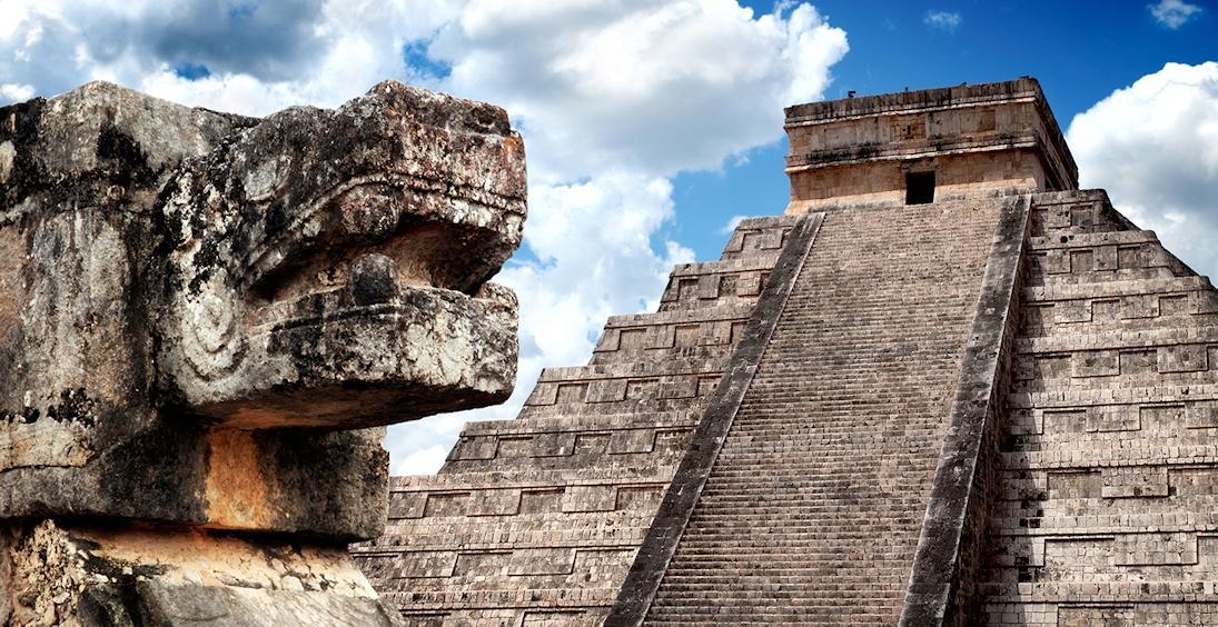 México: história e praia
