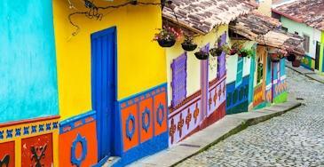 Cores da Colômbia