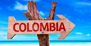 Réveillon na Colômbia