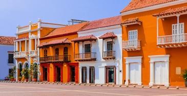 Cartagena 1 noite grátis