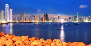 Panamá: cidade, selva e praia