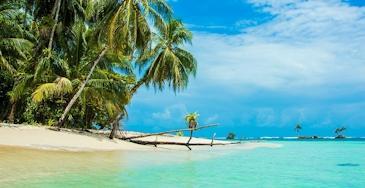 Panamá e Playa Blanca
