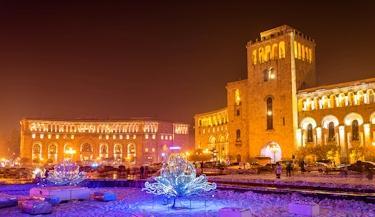 Armênia, o Encontro das Civilizações