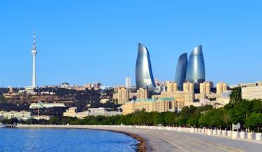 Azerbaijão, Geórgia e Armênia
