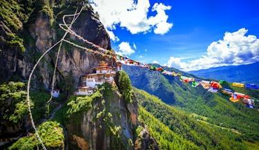 Extensão ao Butão