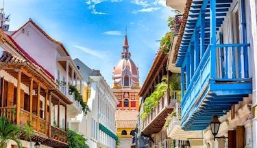 Bogotá e Cartagena - Fique 5 noites e ganhe 1 noite grátis