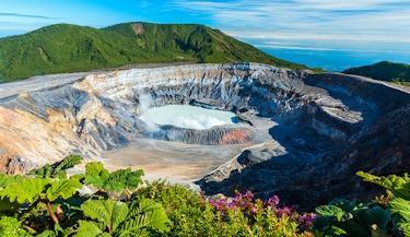 Costa Rica - Praias e Vulcões