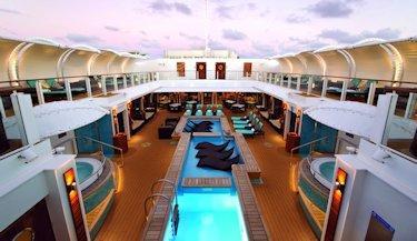 Cruzeiro Mediterrâneo Norwegian Getaway