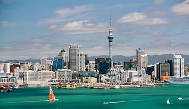 Nova Zelândia de Norte a Sul