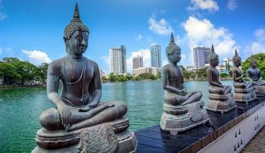 Essências do Sri Lanka