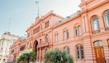 Buenos Aires ao seu alcance - Bloqueio Aéreo Abreu