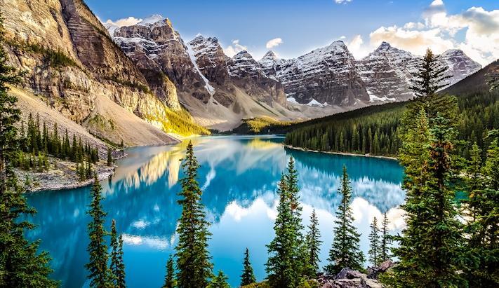 Canadá - Expresso das Montanhas