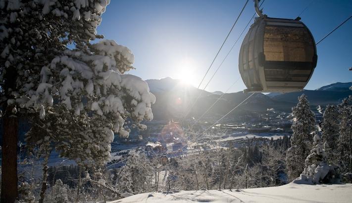 Ski em Breckenridge