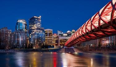 Canadá A Grande Rota do Oeste Promocional