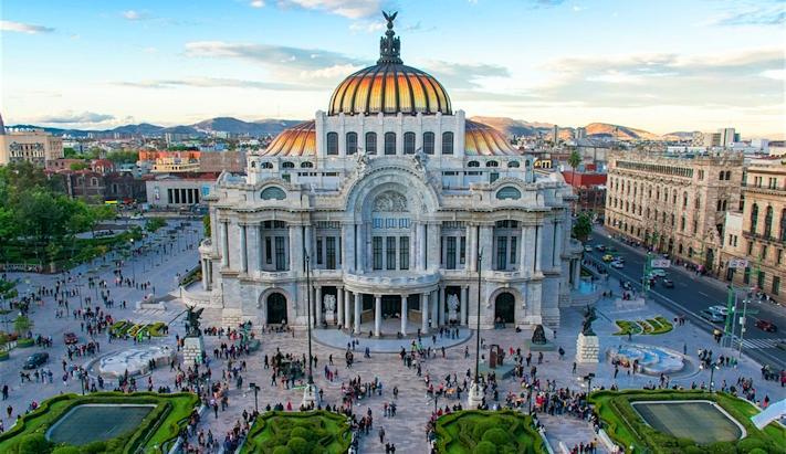 Cidade do México e Cancun