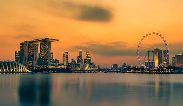 Singapura e Tailândia