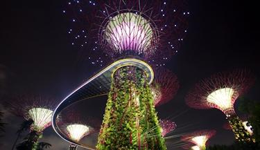 Extensão a Singapura