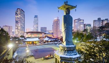 Encantos da Coréia do Sul