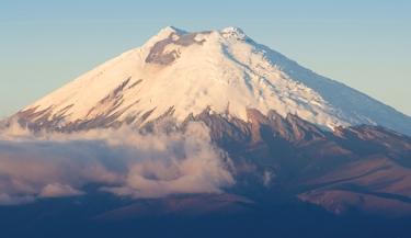 Quito e Vulcões