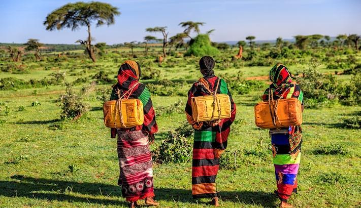 Norte da Etiópia