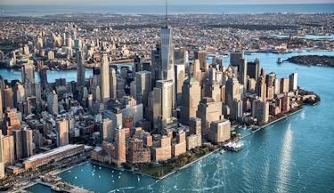 Réveillon em Nova York