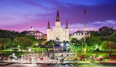 Cores de Nova Orleans - Temporada Verão