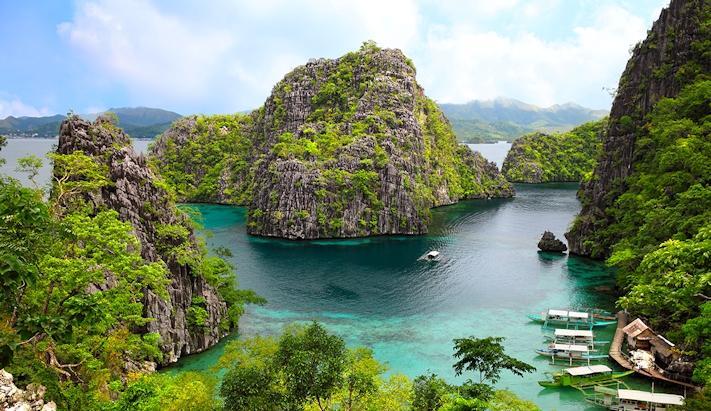 Paisagens Filipinas