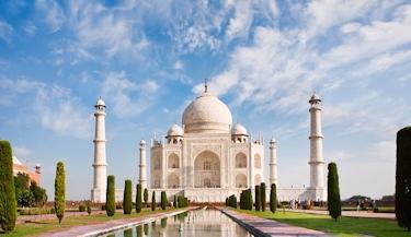 Índia em grande estilo com cruzeiro Oberoi