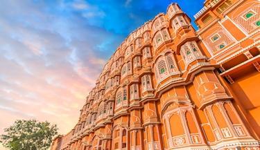 Índia Triângulo Dourado com hotéis Oberoi