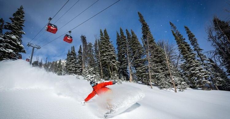 Ski em Jackson Hole