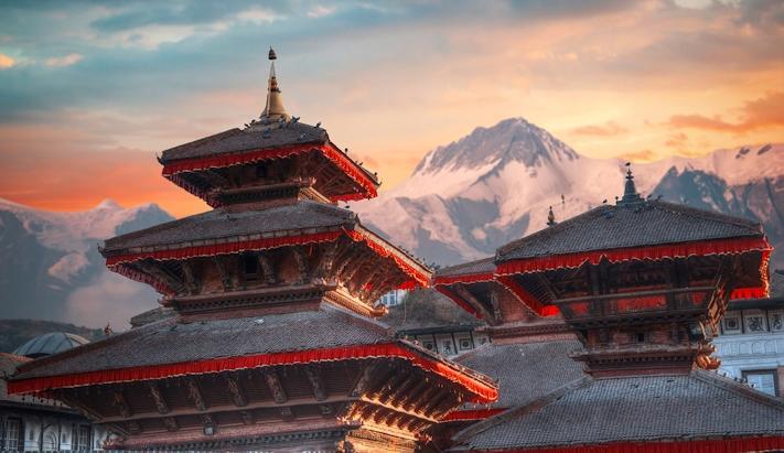 Réveillon nos Himalaias