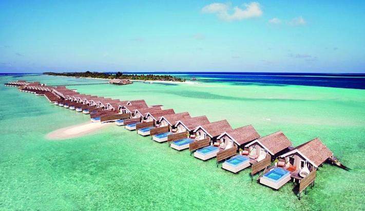 Promoção Maldivas - Lux South Ari Atoll 5*