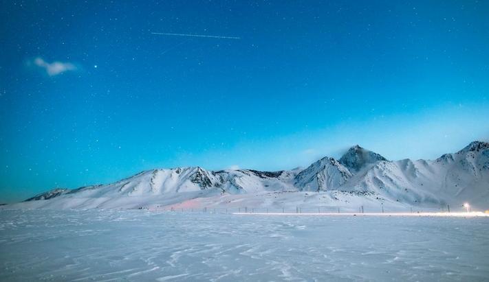 Ski em Mammoth