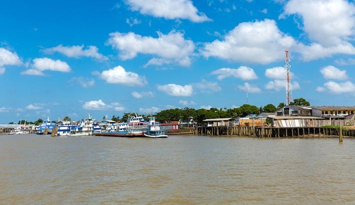 Belém e Ilha do Marajó