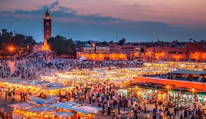Grande Viagem ao Sul do Marrocos