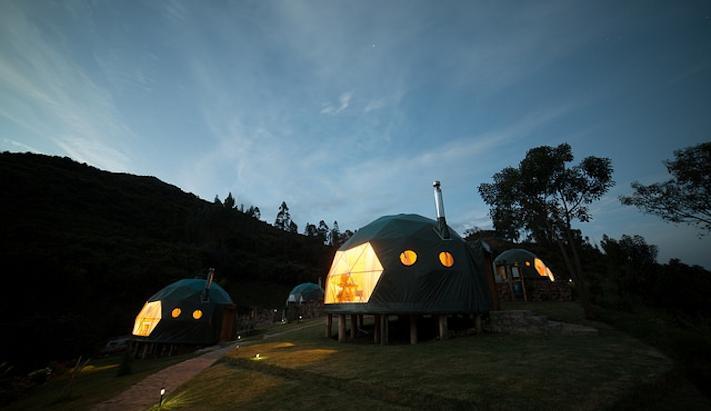 Glamping no Peru - Experiência em Ecocamps