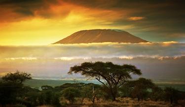 Paisagens do Quênia