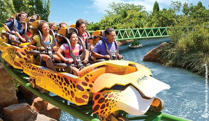 Sea World Parks & Entertainment