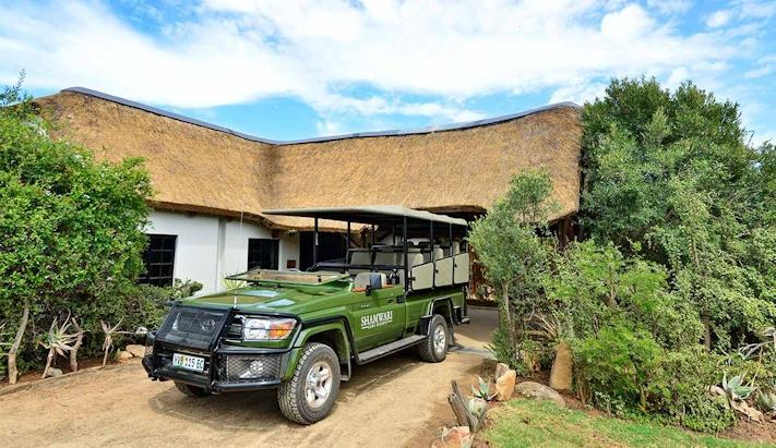 Cidade do Cabo e Shamwari Game Reserve
