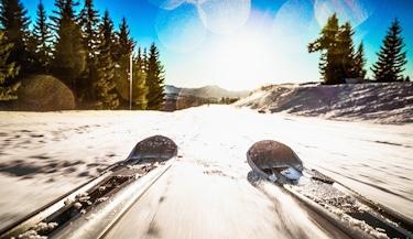 Ski em Ushuaia