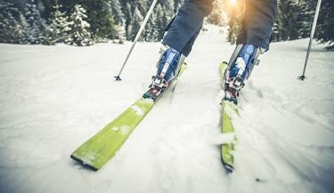 Ski em Valle Nevado