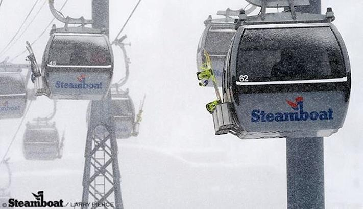 Ski em Steamboat