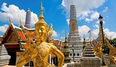 Bangkok e Norte da Tailândia