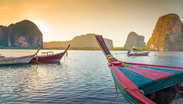 Bangkok e Phi Phi Island