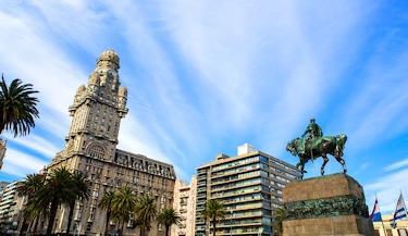 Punta del Este e Montevidéu