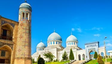 Uzbequistão, a Rota da Seda